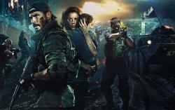 Постер фильма «Балканский рубеж»