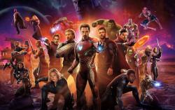 Постер к фильму Мстители 4