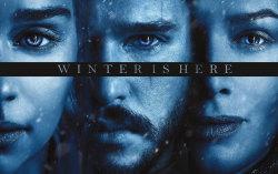 Постер сериала Игра престолов