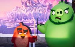 Кадр из мультфильма «Angry Birds 2»