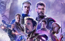 Постер фильма «Мстители: Финал»