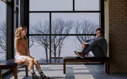Кадр из фильма В метре друг от друга