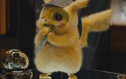 Кадр из фильма «Покемон. Детектив Пикачу»