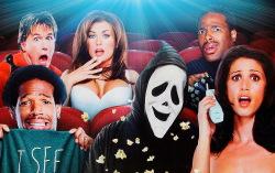Постер к фильму «Очень страшное кино»