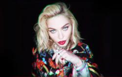 Кадр из клипа Madonna — «Crave»
