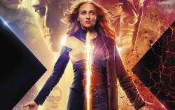 Постер фильма «Темный Феникс»