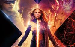 Постер фильма «Люди Икс: Темный Феникс»