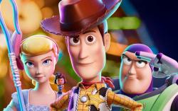 Постер фильма «История игрушек 4»