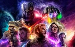 Постер фильма Мстители: Финал