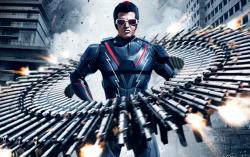 Постер фильма «Робот 2.0»