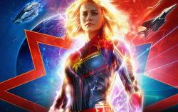 Постер фильма Капитан Марвел