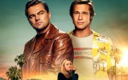 Постер фильма «Однажды в… Голливуде»