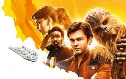 Промо фильма «Хан Соло. Звездные войны. Истории»
