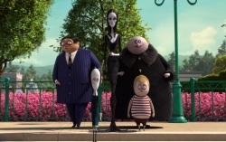 Кадр из мультфильма «Семейка Аддамс»