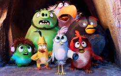 Кадр из фильма Angry Birds в кино 2