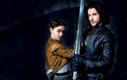 Постер к сериалу Игры престолов