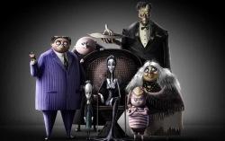 Постер к мультфильму «Семейка Аддамс»
