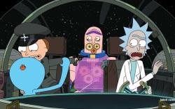 Кадр из мультсериала «Рик и Морти»