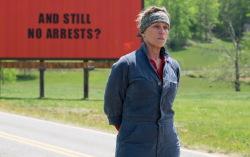 Кадр из фильма «Три билборда на гринице Эббинга, Миссури»
