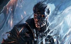 Кадр из игры Terminator: Resistance
