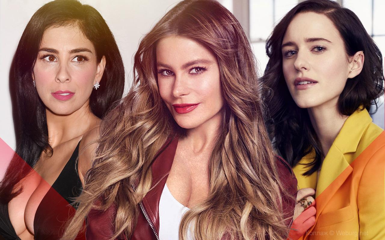 Сексуальные исмешные: 8 красивых комедийных актрис