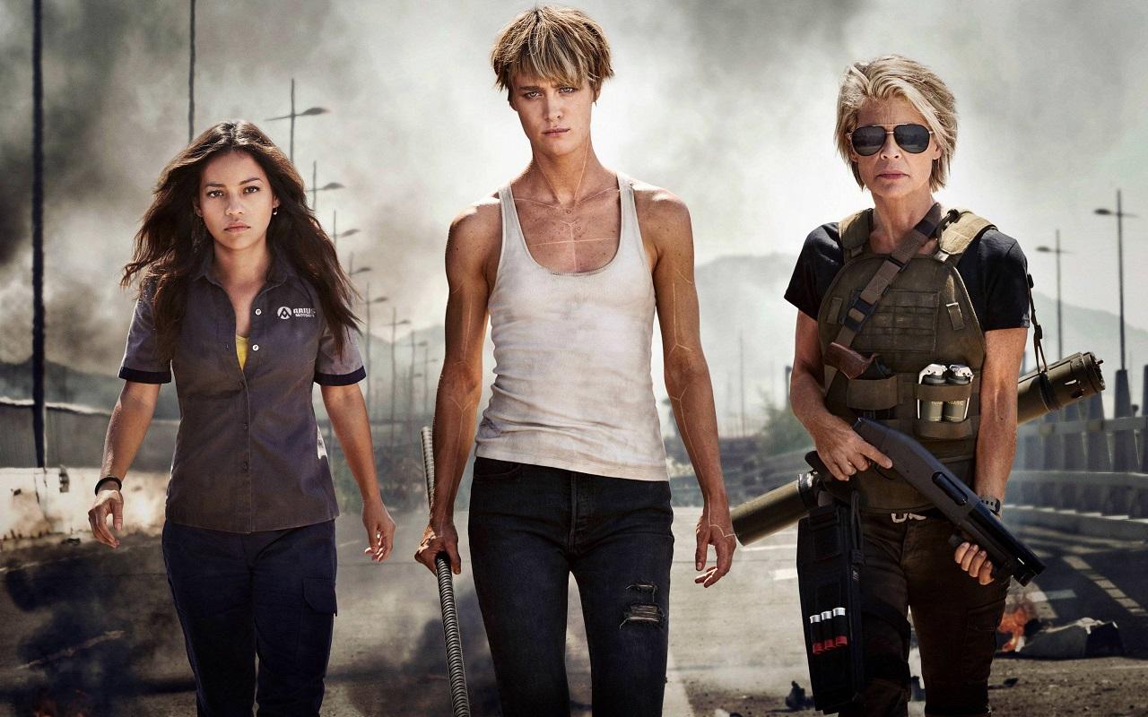 Топновых женских боевиков