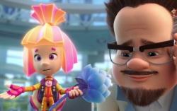 Кадр из мультфильма «Фиксики против кработов»