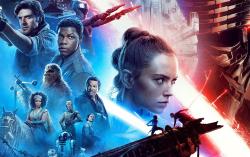 Постер фильма «Звездные войны: Скайуокер. Восход»