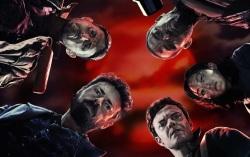 Постер сериала «Пацаны»