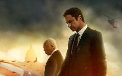 Постер фильма «Падение Ангела»