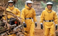 Кадр из фильма Эпидемия