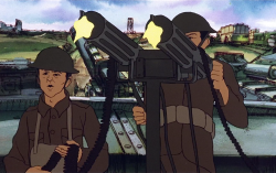 Кадр из мультфильма «Поп-Америка»