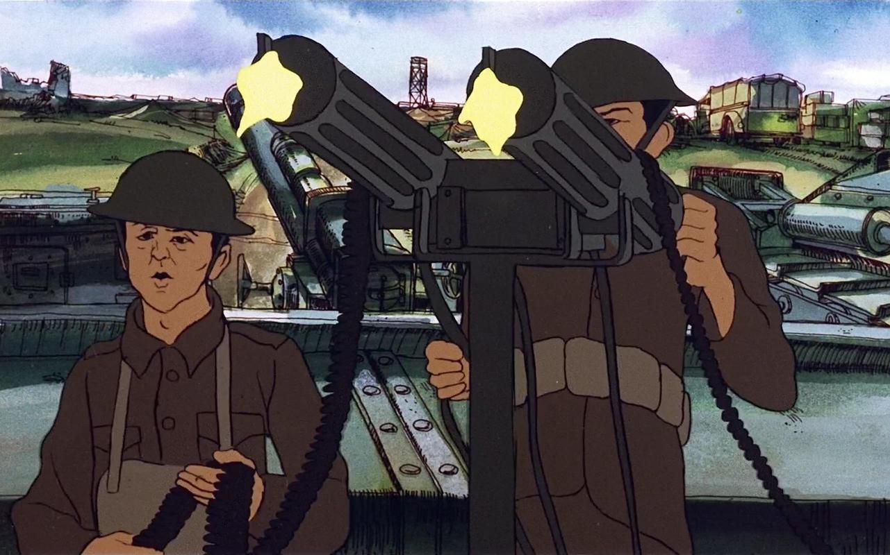 Топмультфильмов оВторой мировой войне