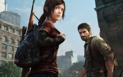 Кадр из игры «The Last of Us»