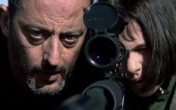 Кадр из фильма «Леон»