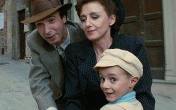 Кадр из фильма «Жизнь прекрасная»