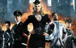 Постер фильма «Железное небо»