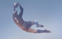 Кадр из фильма «Лев Яшин. Вратарь моей мечты»