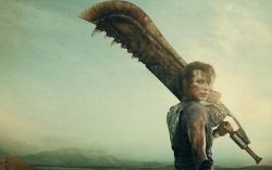 Постер фильма «Охотник на монстров»