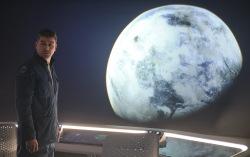 Кадр из фильма «Полночное небо»
