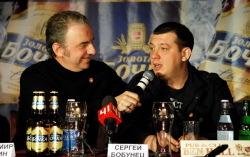 "Пресс-конференция ""Грачей"". Фото А. Панкова"