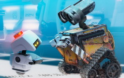 Кадр из мультфильма «WALL-E»