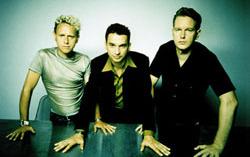 Группа Depeche Mode. Фото с сайта myspace.com