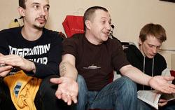 Группа «Курара». Фото Антона Панкова