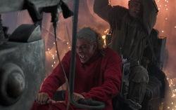 Кадр из фильма «Обитаемый остров: Схватка»