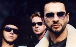 Группа Depeche Mode. Фото с сайта castlerock.ru
