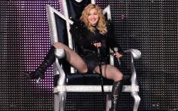 Мадонна в Санкт-Петербурге. Фото с сайта haveuheard.net