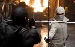 «Бросок кобры», кадр из фильма