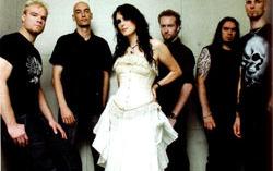 Within Temptation. Фото с сайта last.fm