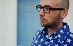 Моби. Фото с сайта www.openmusic.ru